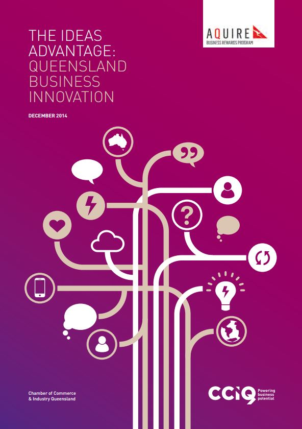 Innovation Report cover